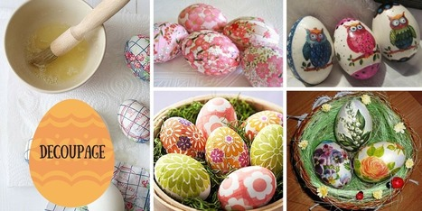 House for my chaos: How to make the most beautiful Easter eggs | House cleaning | Scoop.it