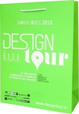 Un sac luxe vert fluo pour le Design Tour 2012 - sac luxe évènementiel - Le Sac Publicitaire   Sac luxe publicitaire   Scoop.it
