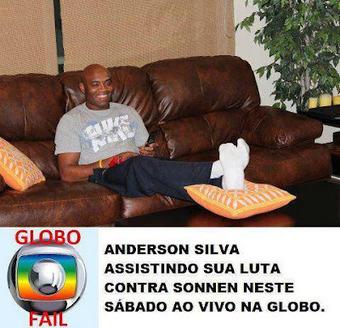 Rede Globo vira motivo de chacota em redes sociais por causa da luta do UFC 148   Mídias Sociais 2.0   Scoop.it