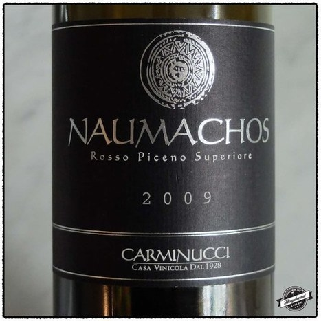 Le Marche Wines in US: 2009 Carminucci, Naumachos, Rosso Piceno Superiore – $18 | Wines and People | Scoop.it