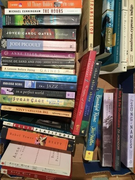The Millions : Thirty Minutes at a Used-Book Sale | Books, Photo, Video and Film | Scoop.it