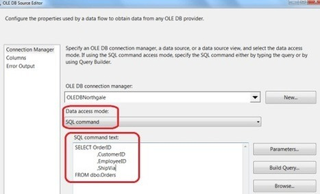 SSIS Optimization techniques part 1 select only what you need - Daniel Bowlin's SQL Server BI Blog   Microsoft Business Intelligence (MSBI)   Scoop.it