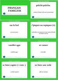 Les caractéristiques du français familier - Français facile French for Beginners | Français | Scoop.it