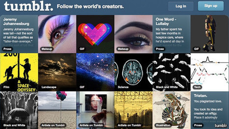 What is Tumblr? | Technology World !!!!!!!!!! | Scoop.it