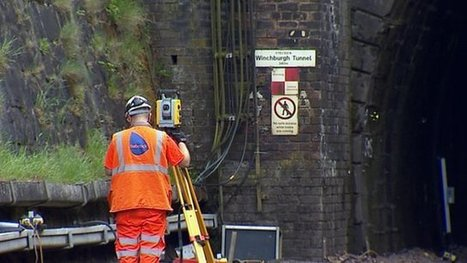 Winchburgh tunnel disruption for Edinburgh-Glasgow commuters - BBC News | Today's Edinburgh News | Scoop.it