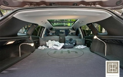 Hyundai Opens World's First 5-Star Hotel On Wheels   21st Century Innovative Technologies and Developments as also discoveries, curiosity ( insolite)...   Scoop.it