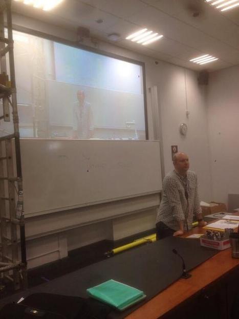Tweet from @LT_tech_HE | Lecture Capture | Scoop.it