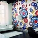 Bold Mosaic Walls Extravaganza   Interior Design Ideas, Tips & Inspiration   Designing Interiors   Scoop.it