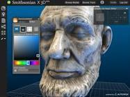 Smithsonian X 3D | BIM, 3D and Structural design application trends | Scoop.it