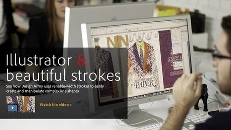 Layers magazine Tip of the Day | Adobe Illustrator CS5 | Artdictive Habits : Sustainable Lifestyle | Scoop.it