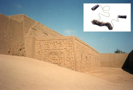 1,200-year-old telephone, amazing invention of the ancient Chimu civilization | The Truth May Be Out There | Scoop.it