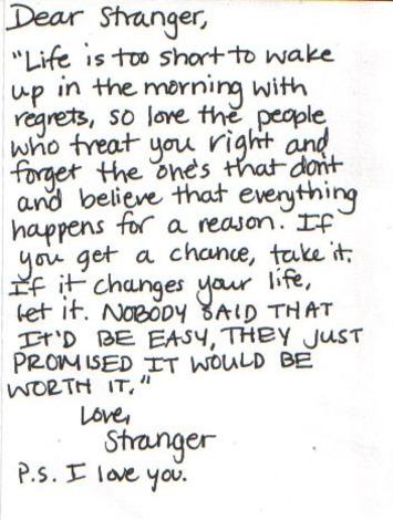 Dear stranger... | Machinimania | Scoop.it