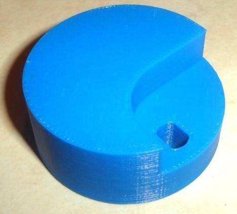 Un exemple de l'utilité des FabLabs : Le prototypage rapide | FabLab - DIY - 3D printing- Maker | Scoop.it