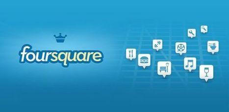 Foursquare mejora el proceso de filtrado en las búsquedas de lugares en Android e iOS   VIM   Scoop.it