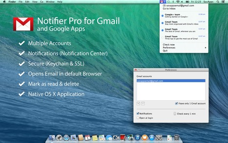 The latest update of Notifier Pro for Gmail that just came out   Gmail Notifier Pro   Scoop.it