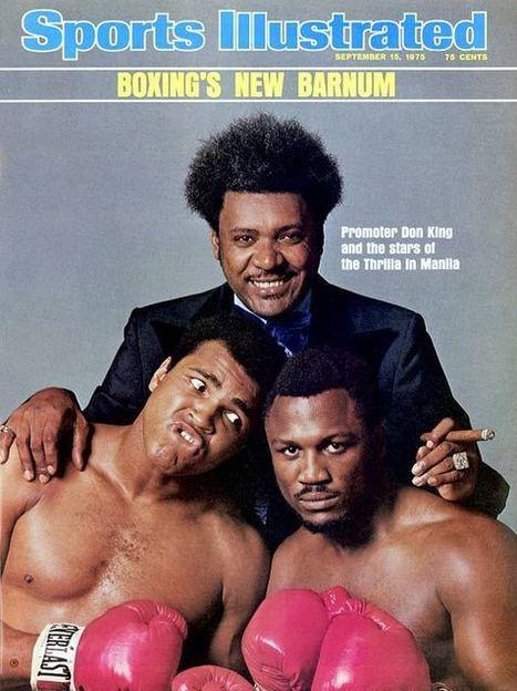 Ali-Frazier III: | Muhammad Ali | Scoop.it