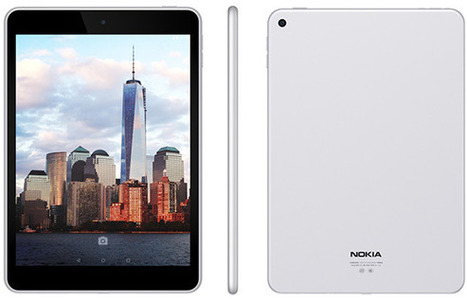 Nokia's first Android Tablet with Lollipop 5.0 Coming Soon, Price $249 | TechOpti | Tech Updates | Scoop.it