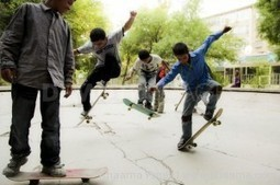 Skateistan opens second skate park in Mazar-e-Sharif city | U.S. - Afghanistan Partnership | Scoop.it