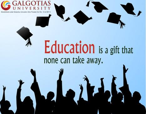 Fulfill Your Dreams.... | Galgotias University | Scoop.it