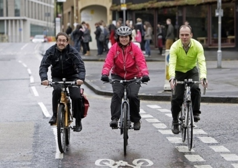 Cyclists' fury at 'danger' route - Latest news - Scotsman.com | Today's Edinburgh News | Scoop.it