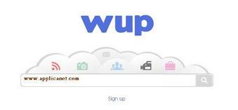 Wup: Un moteur de recherche basé sur les réseaux sociaux | D&IM (Document & Information Manager) - CDO (Chief Digital Officer) - Gouvernance numérique | Scoop.it