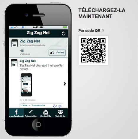 Zig Zag Net sur votre smartphone   Zig Zag Net   Scoop.it