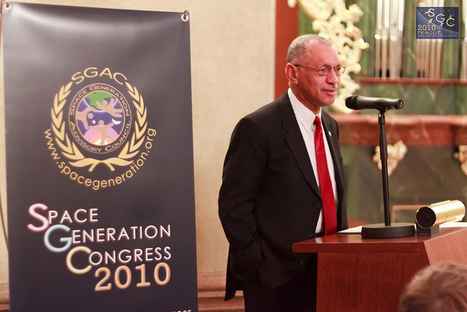 NASA Administrator Returns to Speak at the Space Generation Congress 2011 | Good news from the Stars | Scoop.it