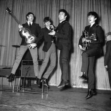 The Beatles' Surprising Contribution To Brain Science | Weird Science | Scoop.it