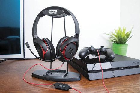Creative SB Inferno, audífonos dedicados al mundo del gaming | Tecnología | Scoop.it