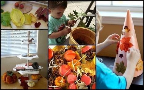 Fall: Fun Friday feature | Teach Preschool | Teach Preschool | Scoop.it