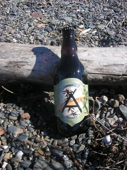 Ale Amérindienne, Microbrasserie le Naufrageur, 7%, 70 IBU   Bière de Microbrasserie Québécoise   Scoop.it