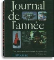 Archives Larousse - Journaux de l'année | Théo, Zoé, Léo et les autres... | Scoop.it