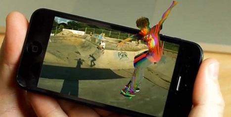 EyeFly 3D ou comment transformer son mobile en écran 3D | Innovations urbaines | Scoop.it