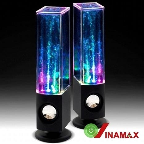 Loa Nhạc Nước ấn tượng - Water Dancing Speaker | Đồ Handmade - Qùa tặng sáng tạo | Scoop.it