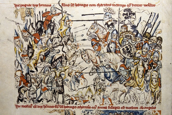 Mongol hordes gave up on conquering Europe due to wet weather | New Scientist | Asie | Scoop.it