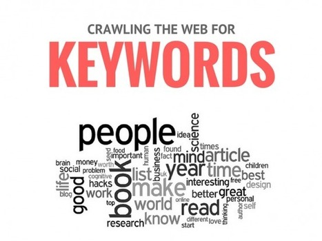 Crawl the Web for your Keywords | Big Data Insights | Scoop.it
