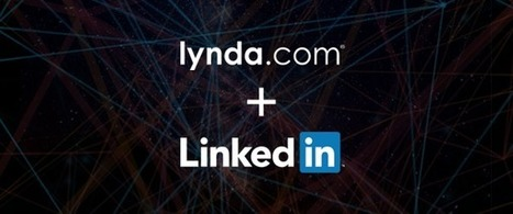 LinkedIn + lynda.com | An Eye on New Media | Scoop.it