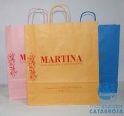 Bolsas de papel baratas en Madrid - BolsasBaratas.com | CarlosAlmenar | Scoop.it