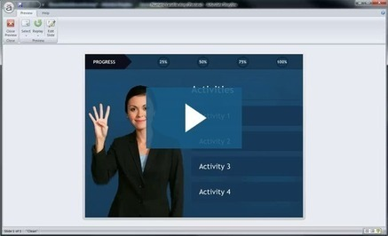How to show learners progress during your course | Articulate Storyline tutorials | Scoop.it