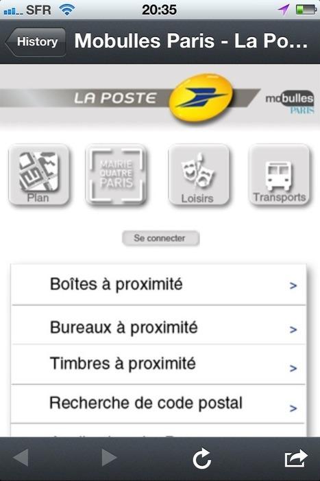 La Poste innove dans le SOLOMO et crée un réseau social autour des boîtes à lettres ! - Madmagz Pros | Objets connectés et innovants | Scoop.it