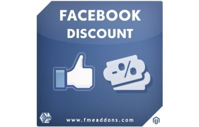 Magento Facebook Like Discount | fme Magento Extensions | Scoop.it