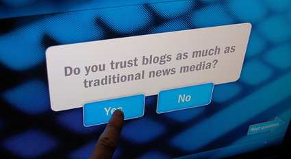 Use Content Curation To Build Readers' Trust | Curation & The Future of Publishing | Scoop.it