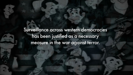 Surveillance Has Been Justified In The War Against Terror | The Assange Agenda: Surveillance, Democracy And You | Scoop.it
