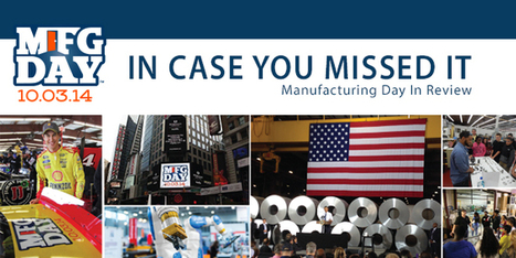 Manufacturing Day 2014 a Great Success #MFGDay14 | Western liner's scoop.it! | Scoop.it
