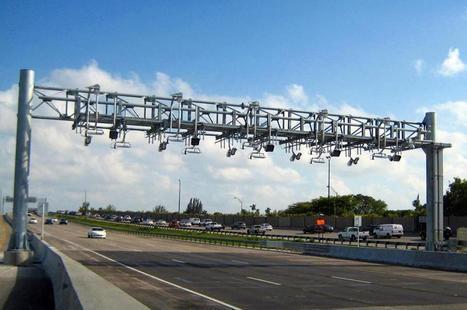 Le paiement NFC veut accélérer le passage au péage sur autoroute | Veille sectorielle | Scoop.it