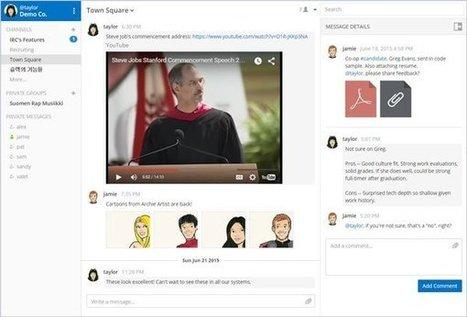 Mattermost - Un clone de Slack à héberger vous-même - Korben   Web Design et Digitale outils   Scoop.it