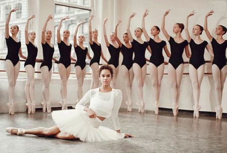 Misty Copeland, Life in Motion | Travel & Entertainment News | Scoop.it