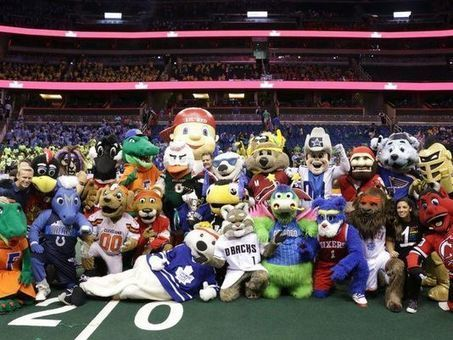 Mascot Games provides normalcy in Orlando | Mascots | Scoop.it