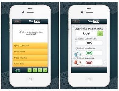 Prepárate las oposiciones: Aplicación gratuita de Exámenes Psicotécnicos disponible en tu móvil | energias limpias | Scoop.it