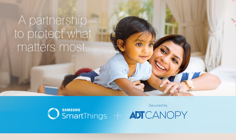 SmartThings + ADT Canopy | Smart Home News and Trends | Scoop.it